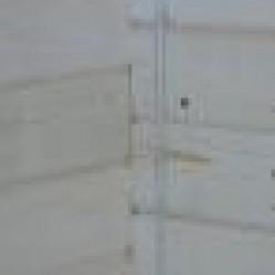 AMAKSZ Rögzítőkötél-szett 18 mm falvastagságú faházakhoz, kerti tároló